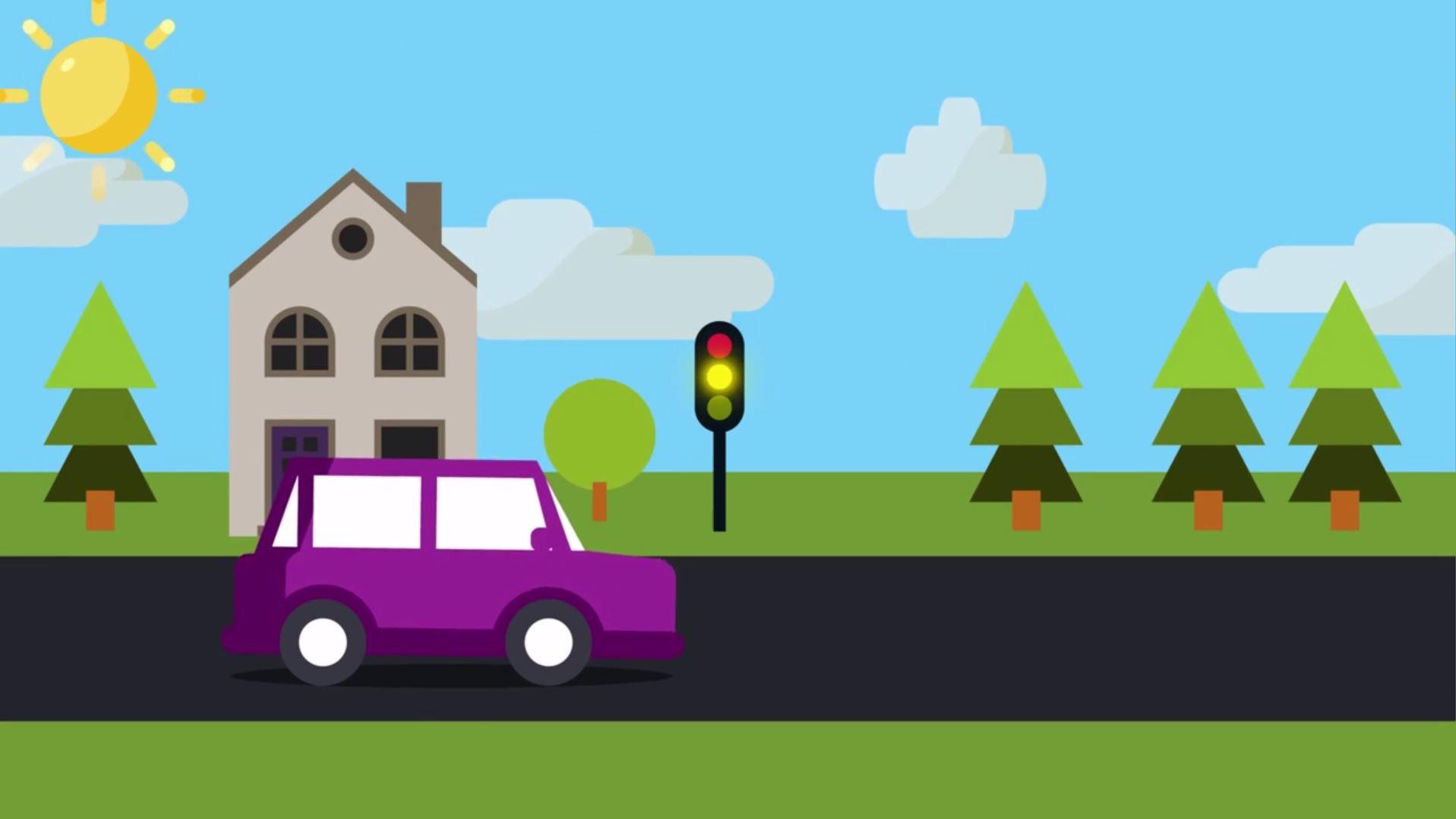 Moneyway Motor Finance Animated Explainer Video