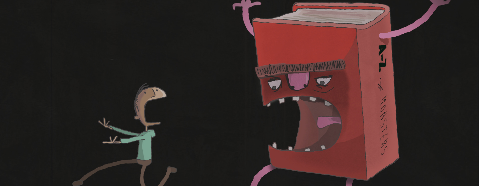 Oliver Jeffers Animations