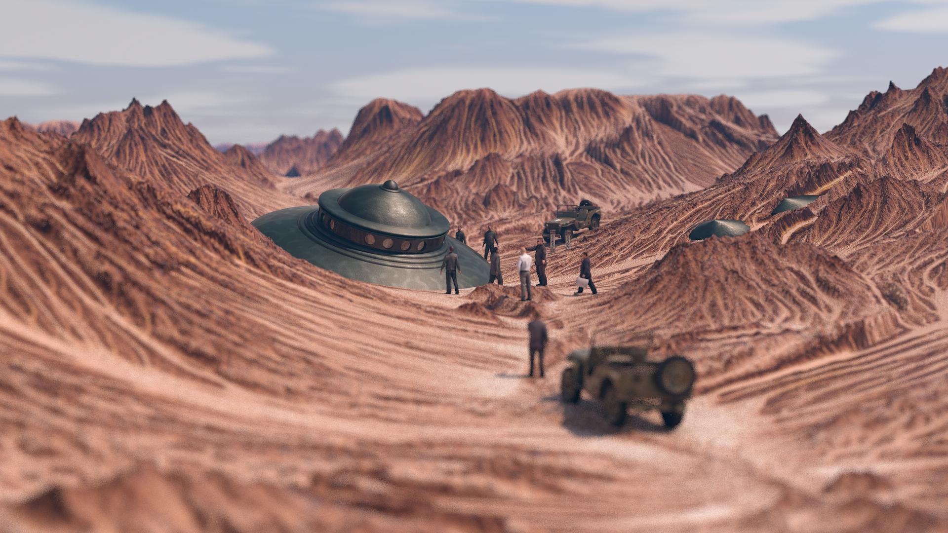 BMO UFO
